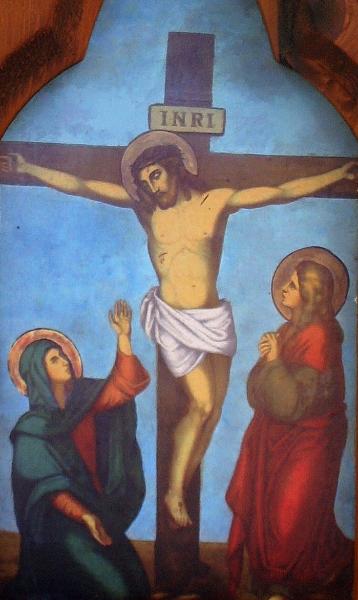 XII. Jesus Dies on the Cross