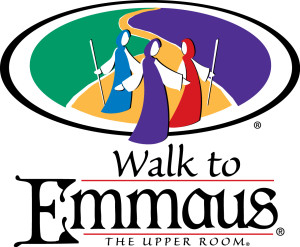 Walk to Emmaus color vertical logo in RGB JPEG format