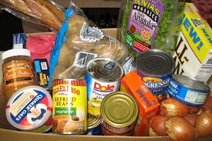 Senior Food Box Program